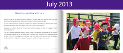 July 2013 Education News Stories