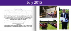 July 2015 Education News Stories