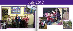 July 2017 Education News Stories