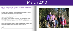 ~March 2013 Education News Stories