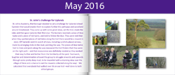 May 2016 Education News Stories